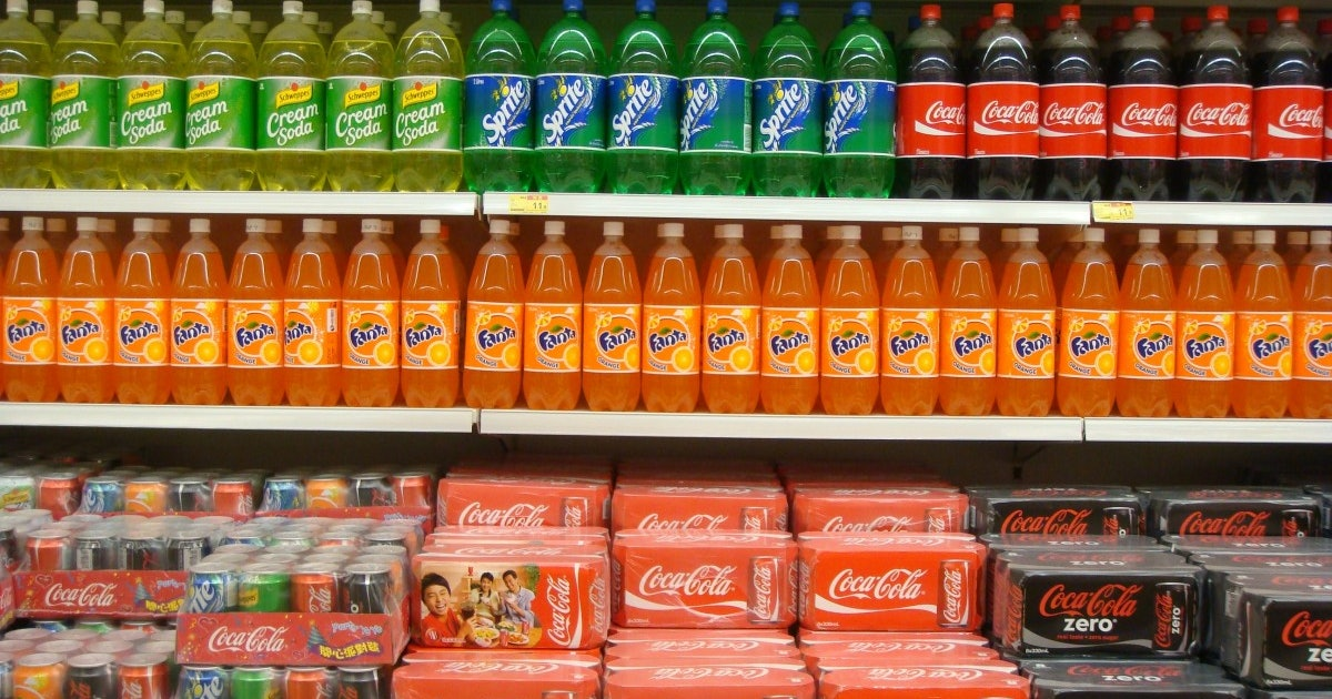 Harvard Study on Sugary Drinks and Early Death Spells the End of Soda