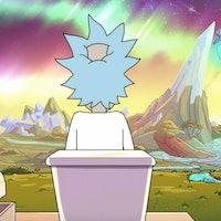 'Rick and Morty' Season 4 Episode 2 review: Poop jokes reveal Rick's soul