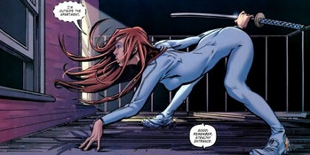 Colleen Wing in Marvel Comics