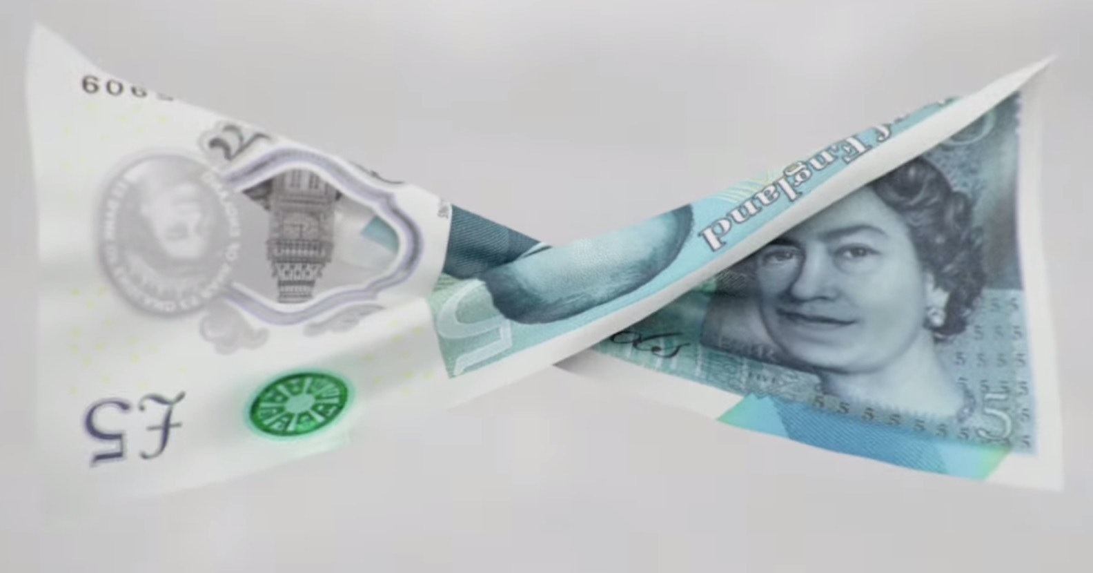 PLASTIC FANTASTIC | HOW ARE FIVE POUND NOTES MADE? – DarbyMade | 830x1584