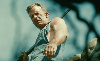 Thomas Jane as Wilfred James in '1922'.
