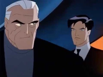 Kevin Conroy played an older Bruce Wayne in 'Batman Beyond.'