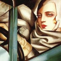 Tamara de Lempicka: The Art Deco Diva's 5 Most Vivid Works