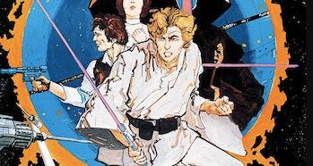 1976 Star Wars promotional art