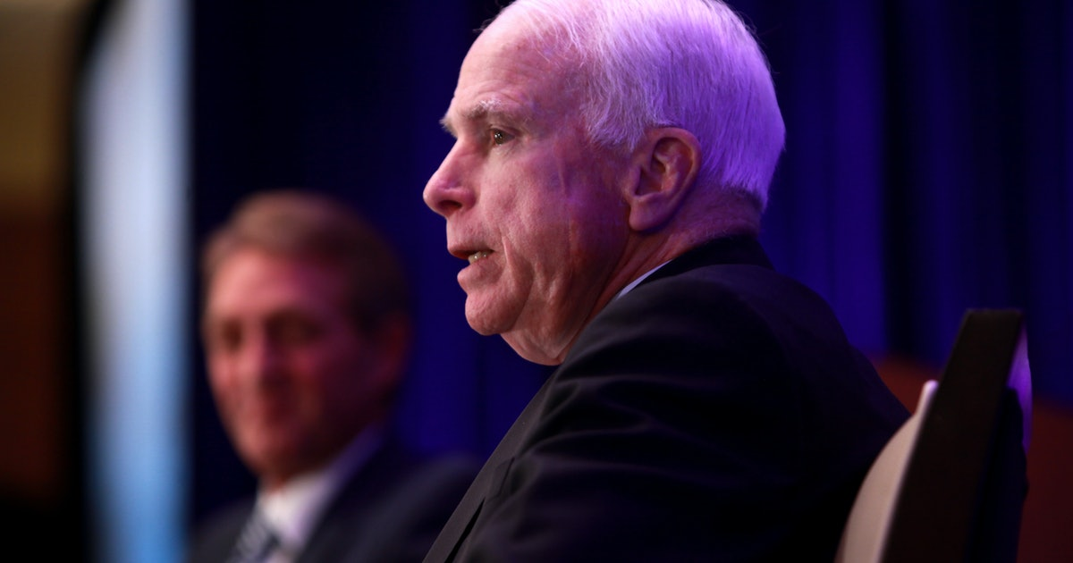 Why Is Glioblastoma, the Cancer That Killed John McCain, So Hard to Treat?