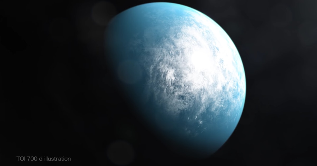Earth-like, potentially habitable planet found just 100 light years away
