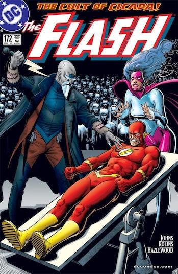 DC The Flash Cicada
