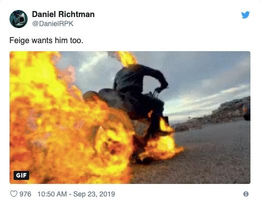 daniel richtman