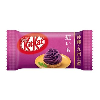 Kit Kat Ben Imo Purple Sweet Potato (12 Pack)