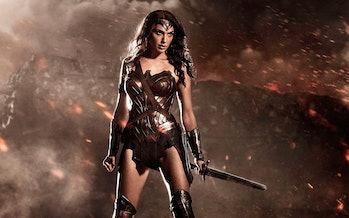 wonder woman sequel release date