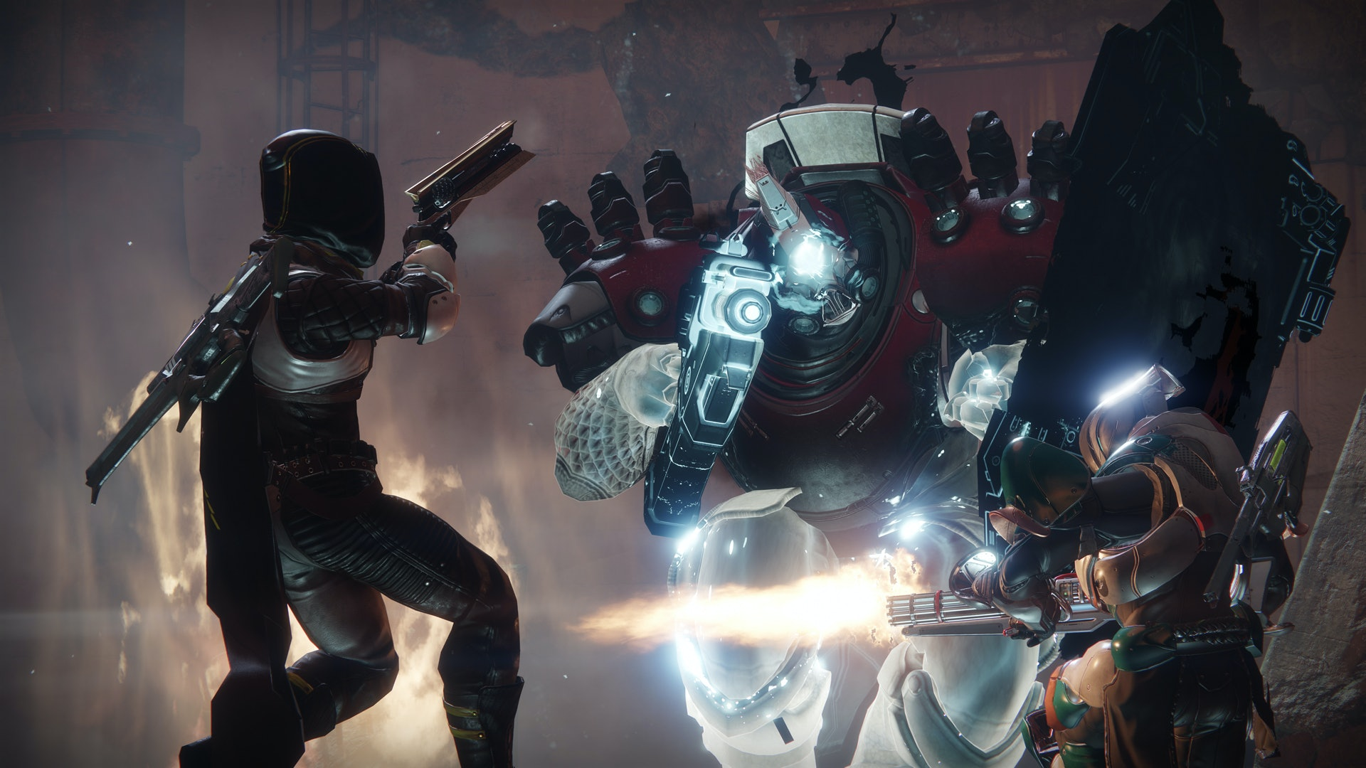 It looks like some kind of Taken Cabal will be in 'Destiny 2,' but what about the other enemy races?
