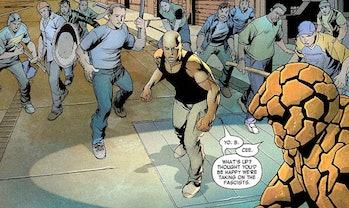 thing marvel comics yancy street gang