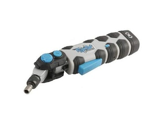 Flip Out Rechargeable Screwdriver & Bit Set