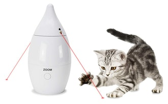 PetSafe Zoo Rotating Laser Cat Toy