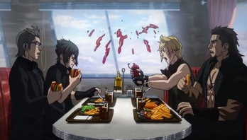 Final Fantasy XV Brotherhood