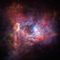 Dark Matter Was Less Influential In Shaping the Early Universe