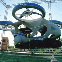 Flying Cars Like Japan's VTOL Are a Big Step Toward Zero-Emission Travel