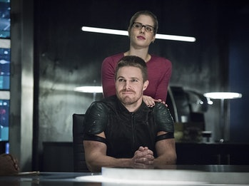 Arrow Season 4 Felicity