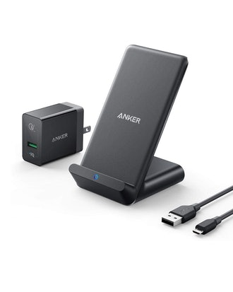Anker PowerWave 7.5 Fast Wireless Charging Stand