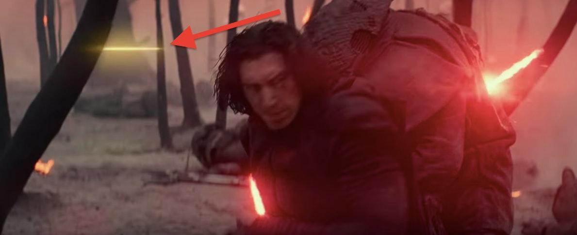 star wars 9 new footage trailer