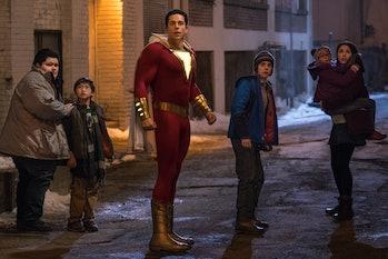 Shazam Family Ending Explained