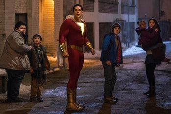 Shazam Family Ending Explained