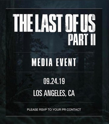 the last of us part 2 media event