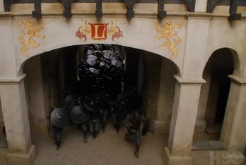 Casterly Rock in 'Game of Thrones' Season 7