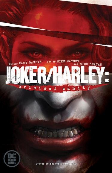 Joker Harley Quinn Kami Garcia