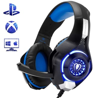 Beexcellent Gaming Headset for PS4