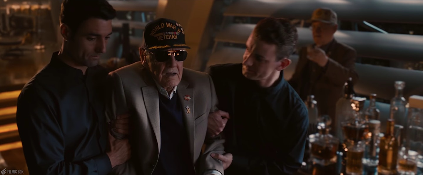 Avengers Age of Ultron Stan Lee