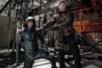 Green Arrow Diggle