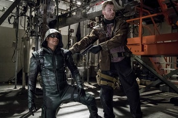 Green Arrow Diggle