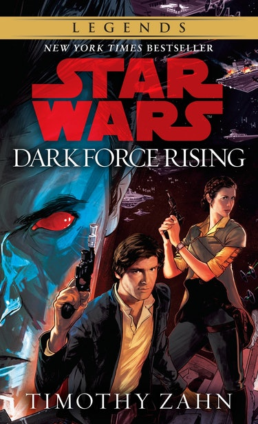 Star Wars Dark Force Rising cover