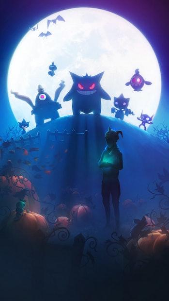 Pokemon Go Halloween 2017