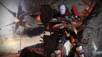 Destiny 2 Bungie Activision Commander Zavala Titan Vanguard