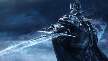 'World of Warcraft' Lich King