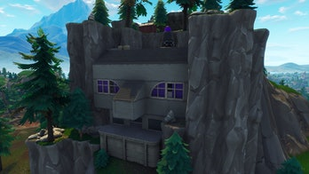 Fortnite supervillain lair
