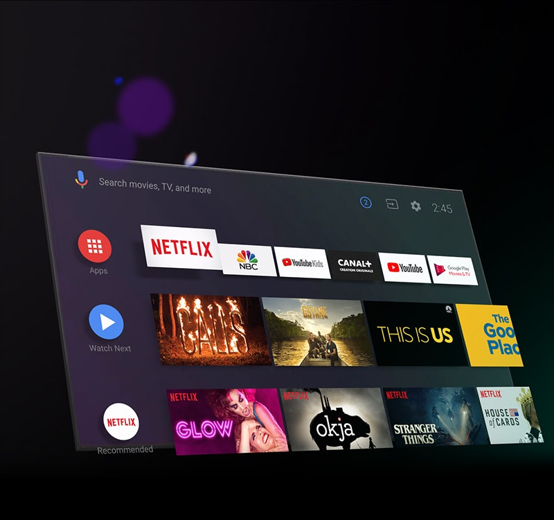 Android TV could offer a way forward.