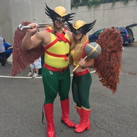 Even Superheroes Couldn't Agree on Politics At New York Comic Con