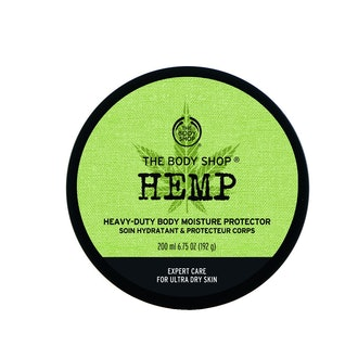 The Body Shop Heavy-Duty Hemp Body Moisture Protector