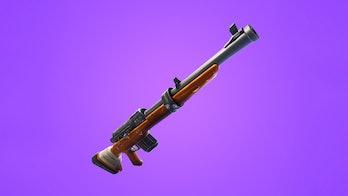 'Fortnite' Hunting Rifle