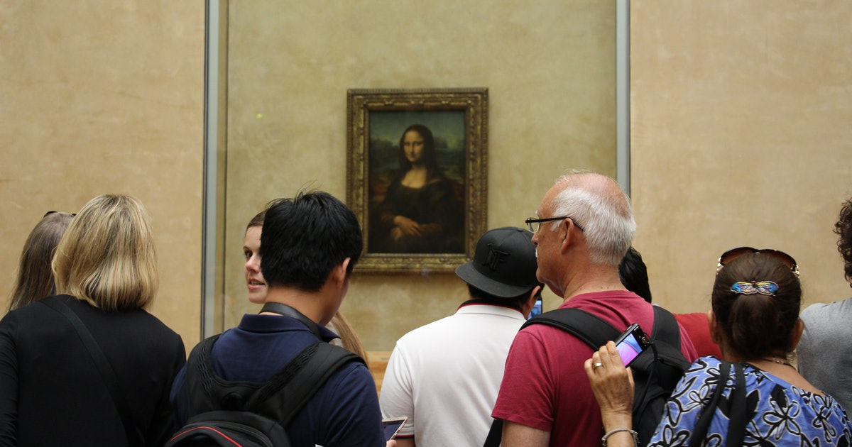 Mona Lisa: Physician Diagnosis Solves Mystery of Enigmatic Smile