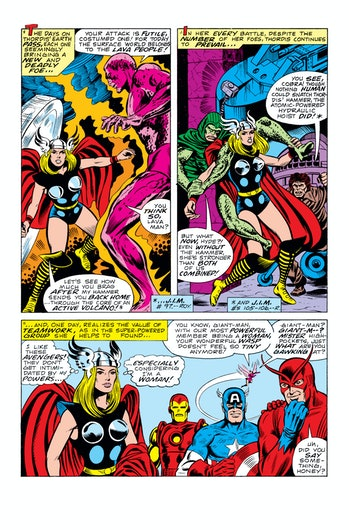 Thor What If Jane Foster