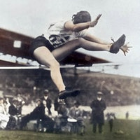 "Fanny Blankers-Koen: The Physics Behind ""Flying Housewife's"" High Jump"