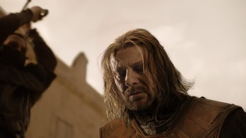 Ned Stark was beheaded way back in Season 1 of 'Game of Thrones.'