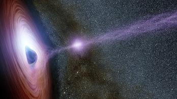 black hole corona