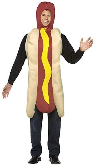 Rasta Imposta Lightweight Hot Dog Costume
