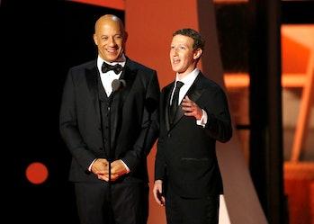 Vin Diesel Brought Back 'xXx' Because of Mark Zuckerberg