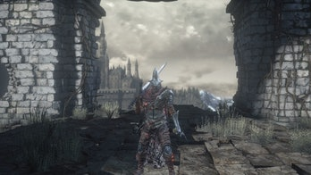 dark souls 3 undead legion armor set